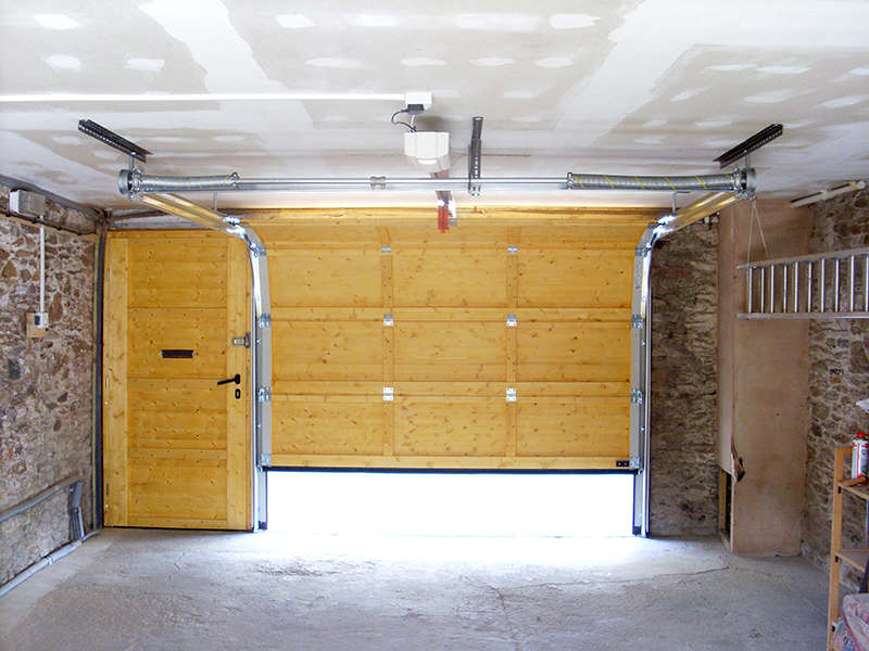 about aande garage doors